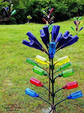 Поделки для сада своими руками 5