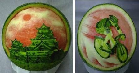 Поделки из фруктов своими руками 3
