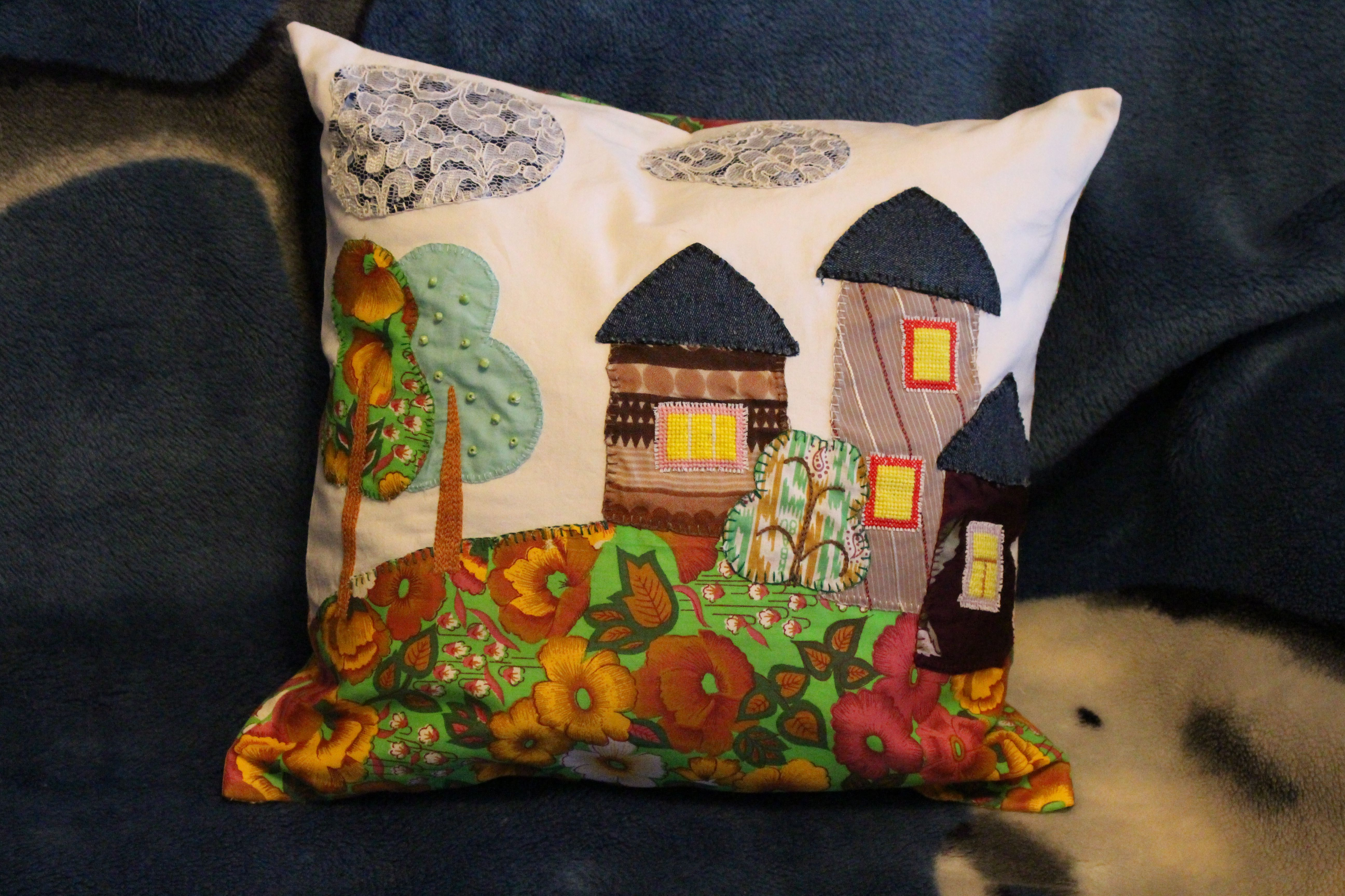 подарки уют подушки дом