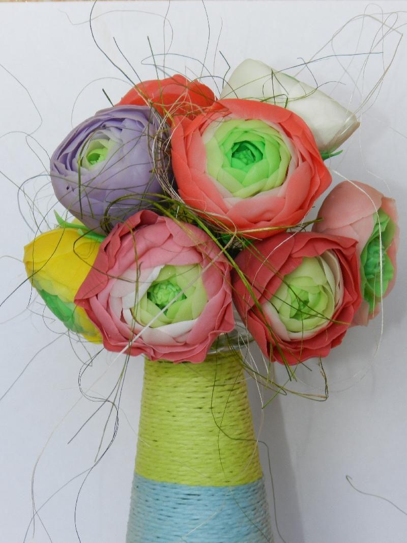 мастеркласс керамика полимернаяглина цветы