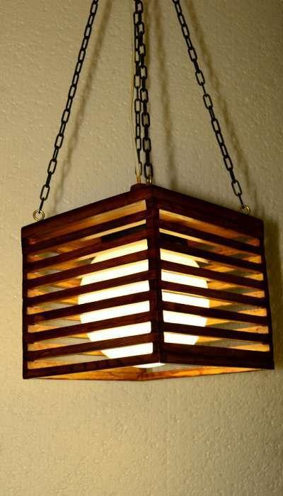 современное искусство светильник дизайнерский домашний быт