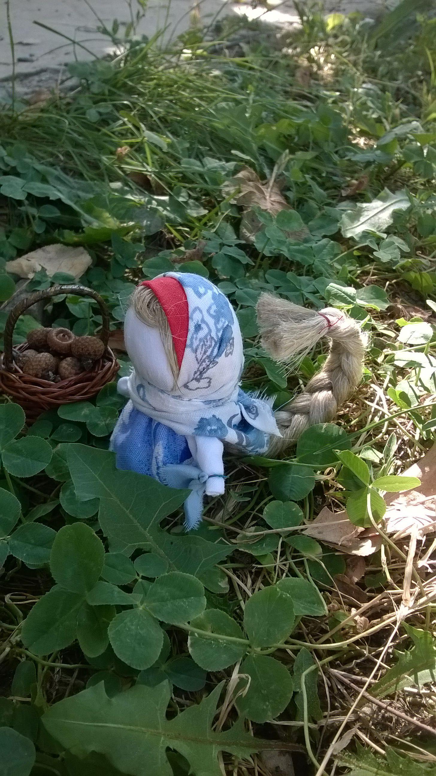 кукласчастье народная кукла счастье