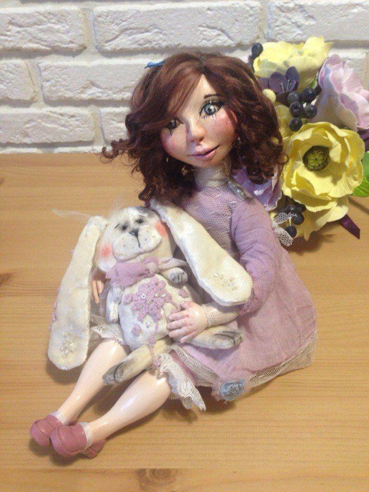 ручнаяработа подарок кукла назаказ