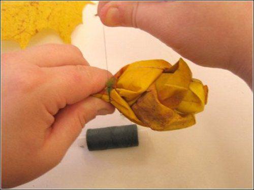 Поделки из природного материала своими руками 10