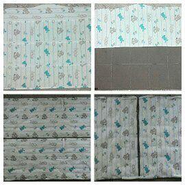 бортики ячейки комплект детвкая кроватка защита органайзер стенки