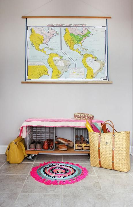 домашний дома коврик для уют пряжа
