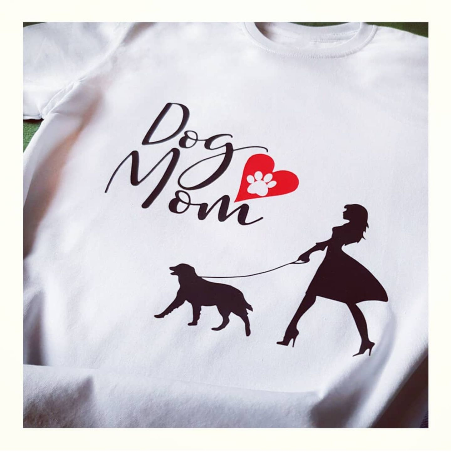 собачьямамочка модныйпринт любителямсобак стильнаяодежда домашняяодежа летняяодежда футболка