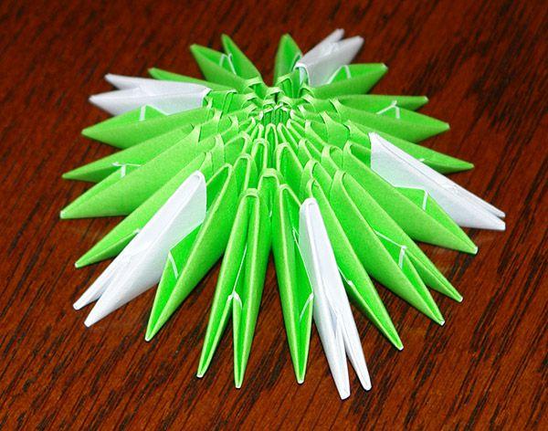 Модульное оригами 5