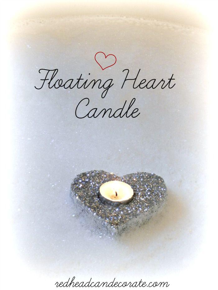 плавающие свечи праздник день валентина святого руками своими
