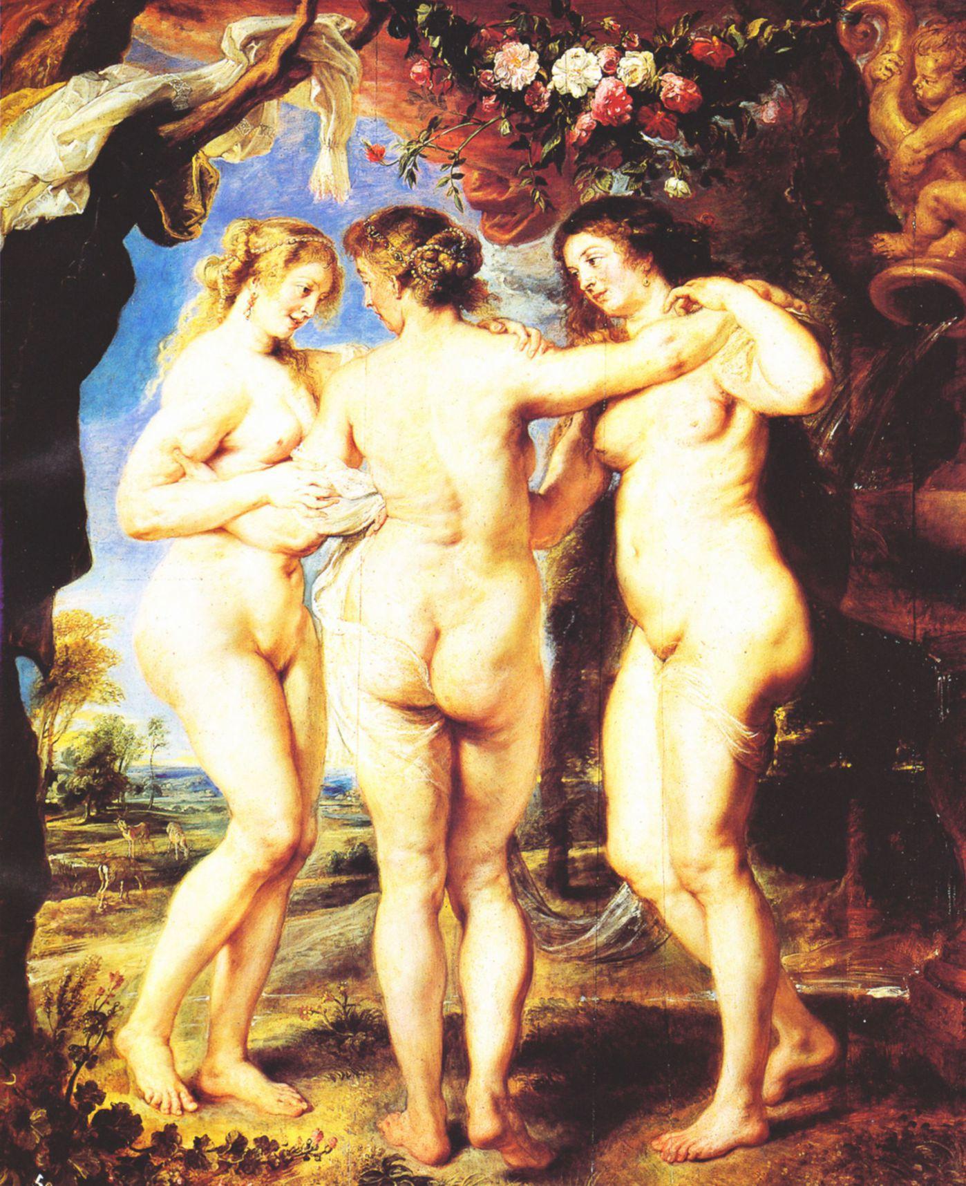 тридевушки домашнийбыт эротика рисунки современноеискусство
