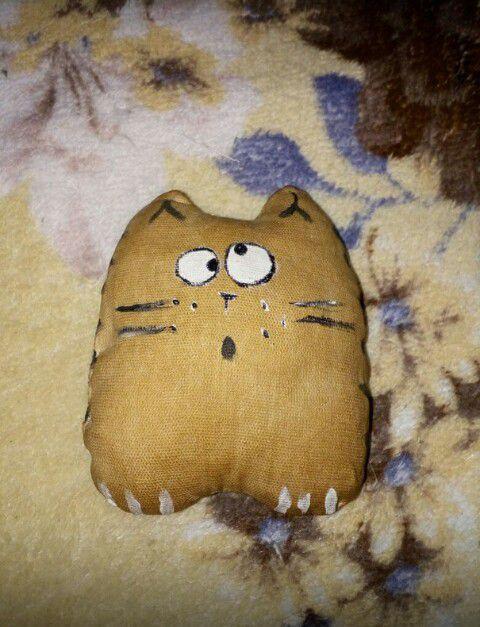 кофейный котик