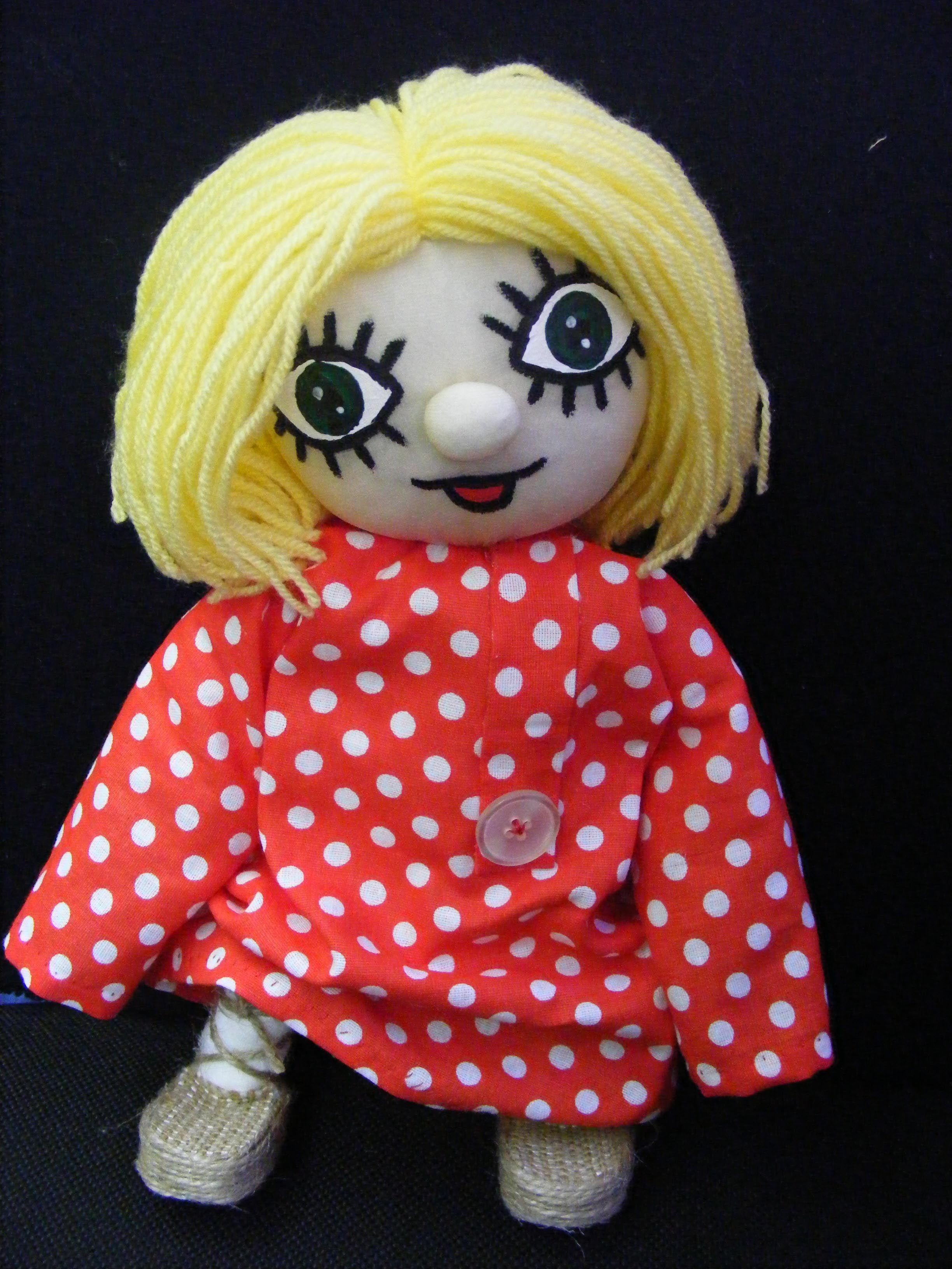 интерьер домовой кукла кузя