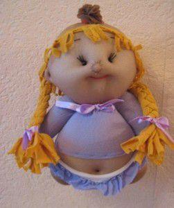 Куклы из колготок мастер класс для начинающих 4