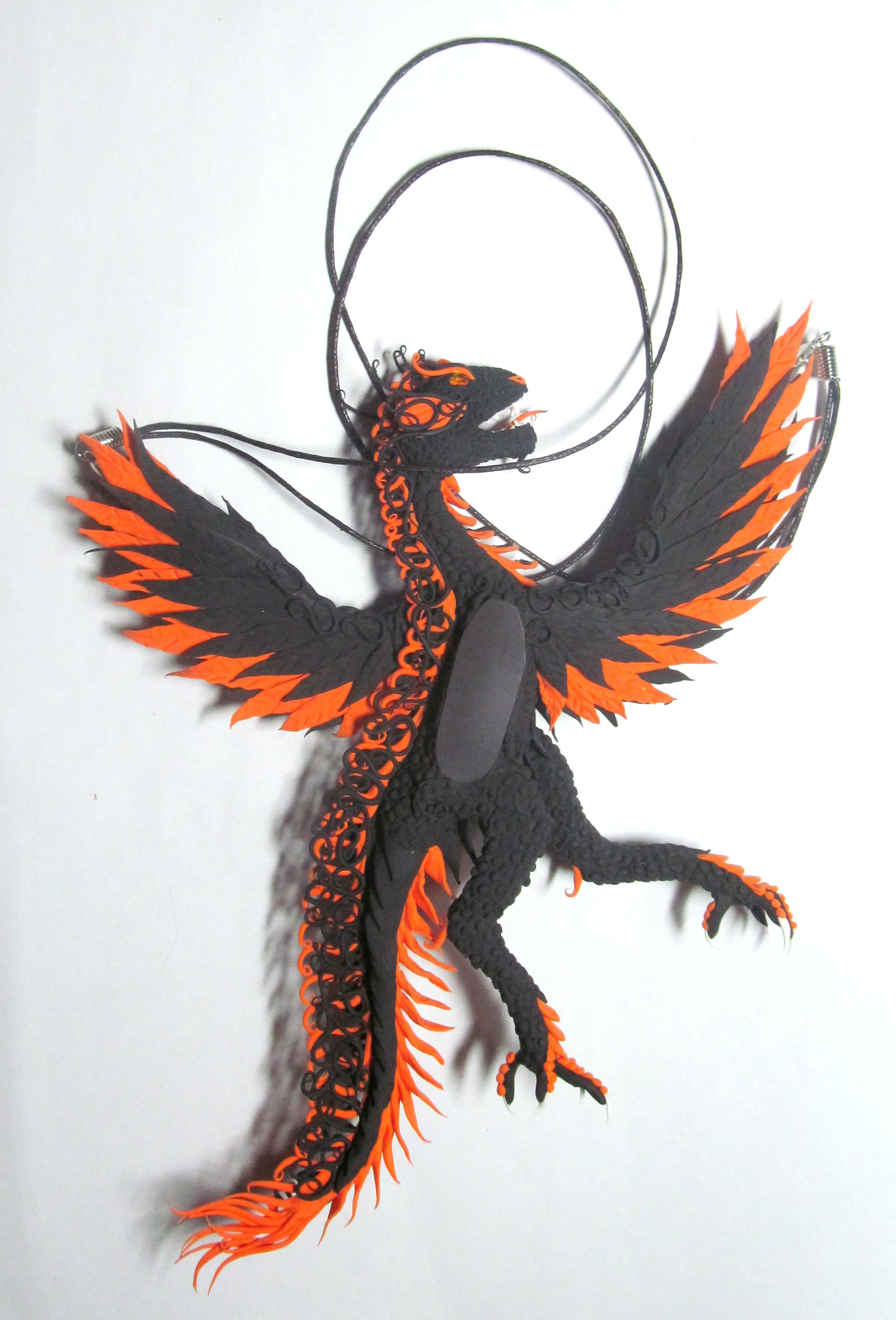 колье пернатый ролевая кетцалькоатль на змей игра украшение дракон магнит холодильник