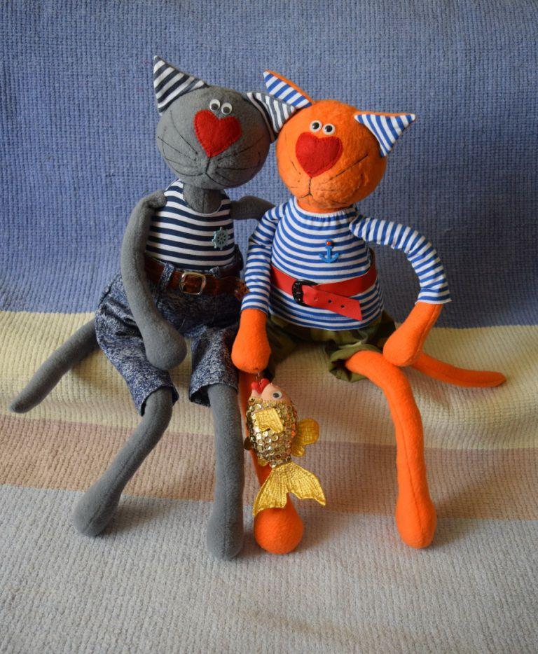 котики подарки золотаярыбка игрушки подаркисдушой рыбаки мужскиеподарки радость ручнаяработа дети