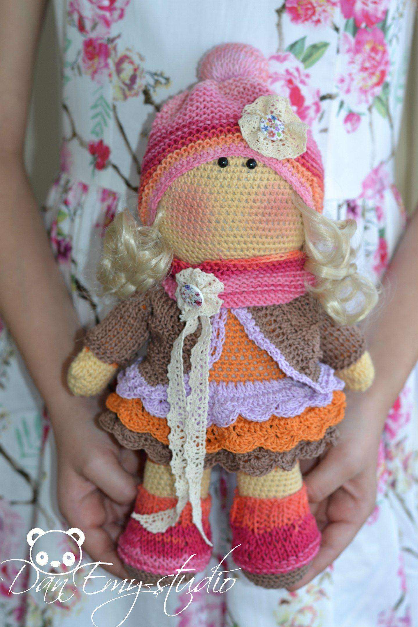 dolls кукла куклавподарок кукларучнойработы кукладлядуши интерьернаякукла