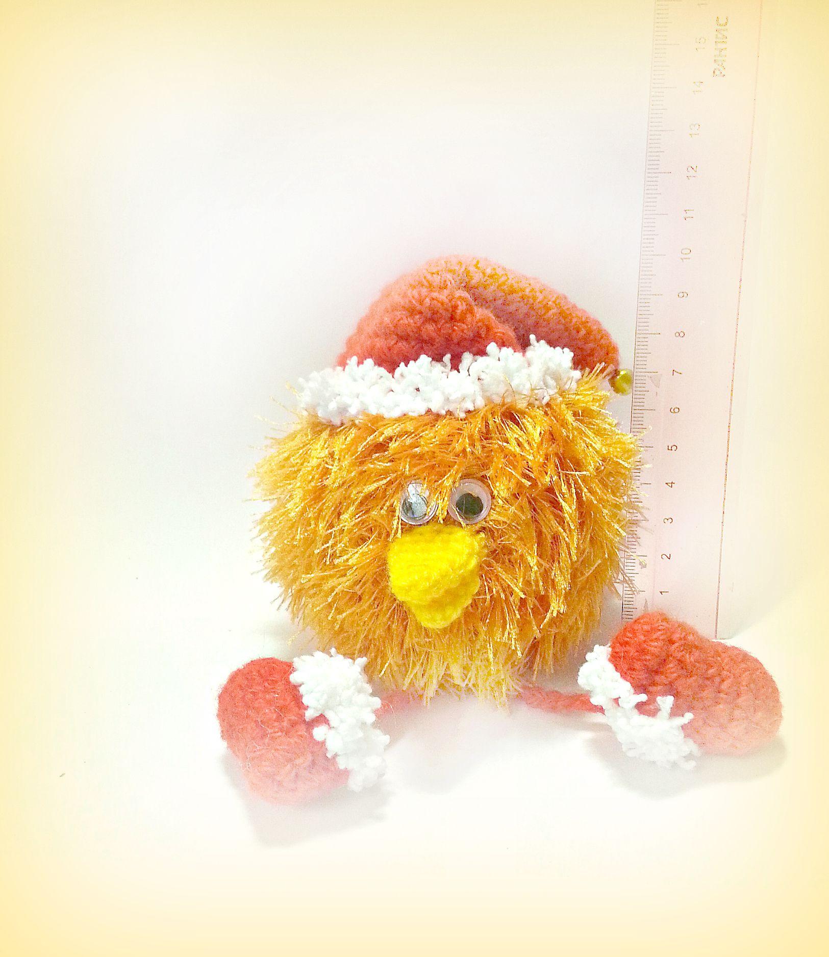 игрушки подарок длядетей вязание праздник