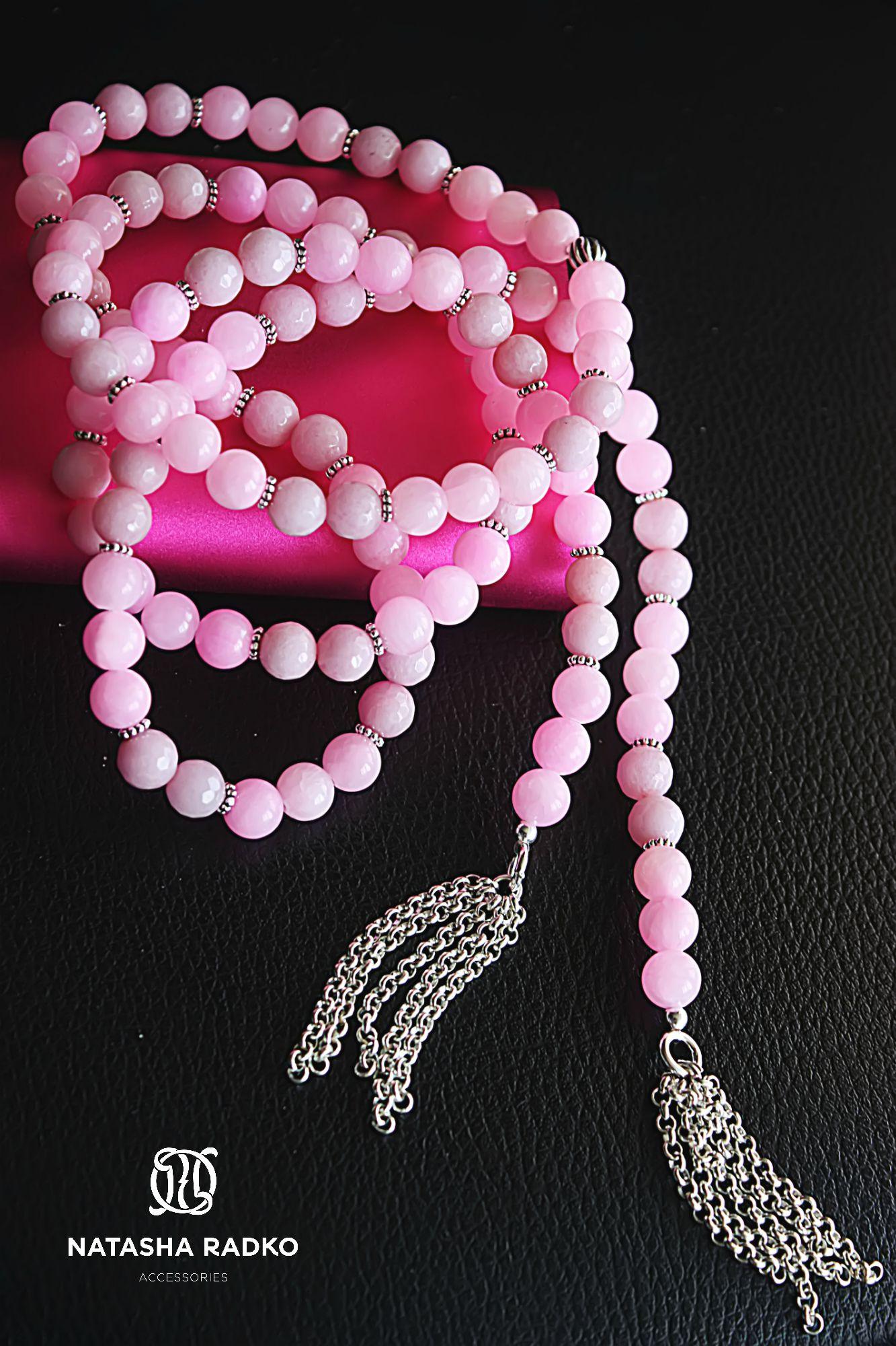украшение агат ожерелье натуральныекамни красиво