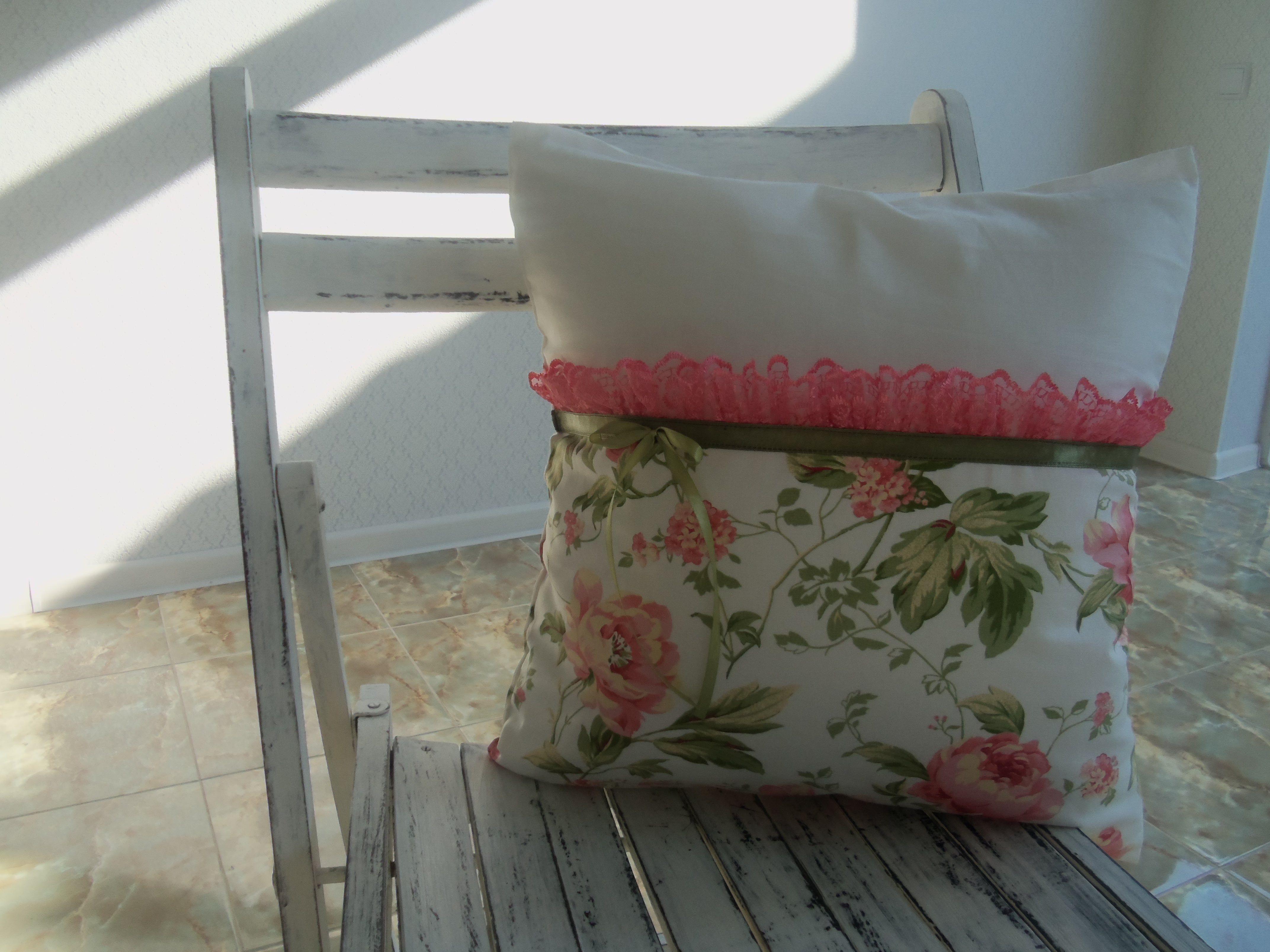 подушкаинтерьерная изткани подушка подарок