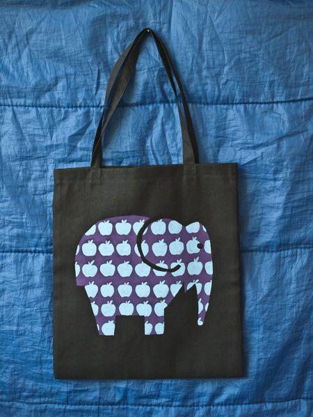 сумка текстиль роспись аксессуар