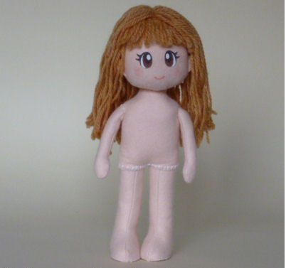 Как сделать куклу своими руками 15
