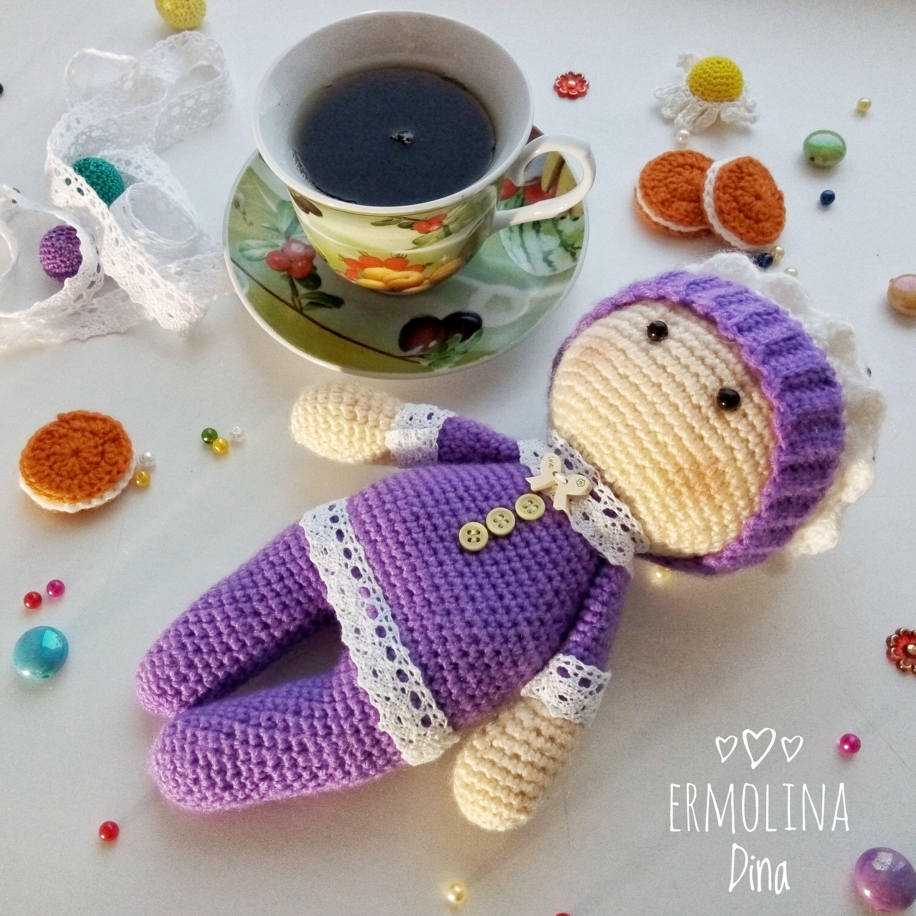 игрушка длямальчика кукла игрушкавязанная длядевочки подарок