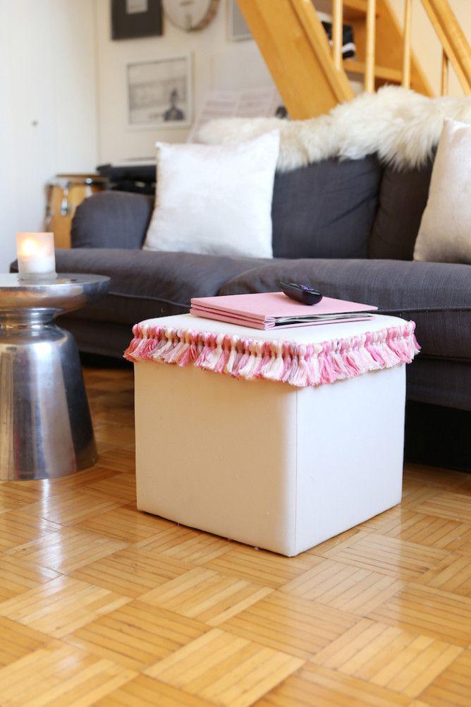 мебель интерьер нити декор