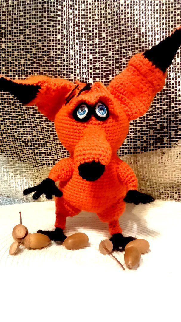 амигурумивязаные игрушкиподаркиигрушки