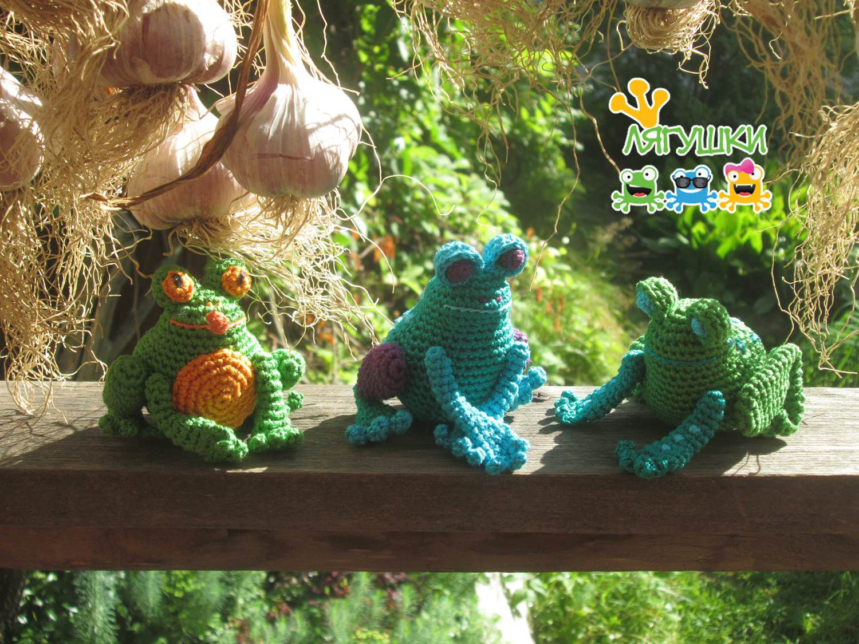 frog crochetfrog crochettoy ква трилягушки gift царевналягушка handmade лягушка вязанаяигрушка подарок