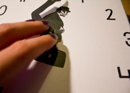 Часы своими руками 23