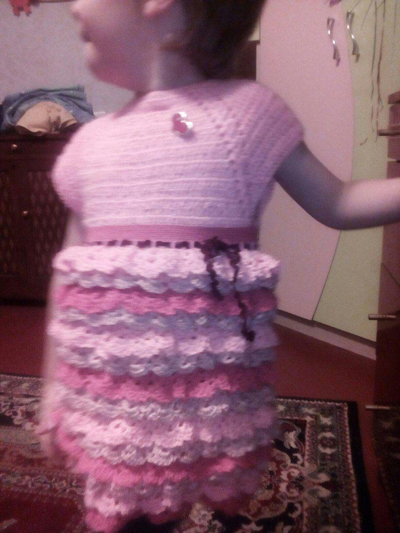 детское туника сарафан платье