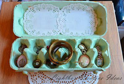 сам переработка лотки яичные дома хранение для сделай бижутериярукамисвоимиидеи органайзер