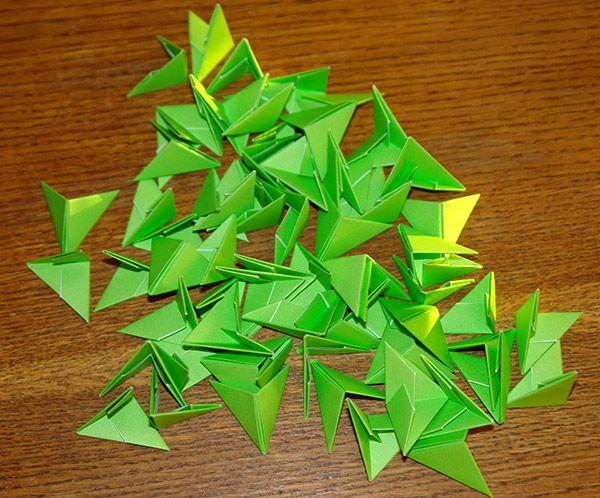 Модульное оригами 1