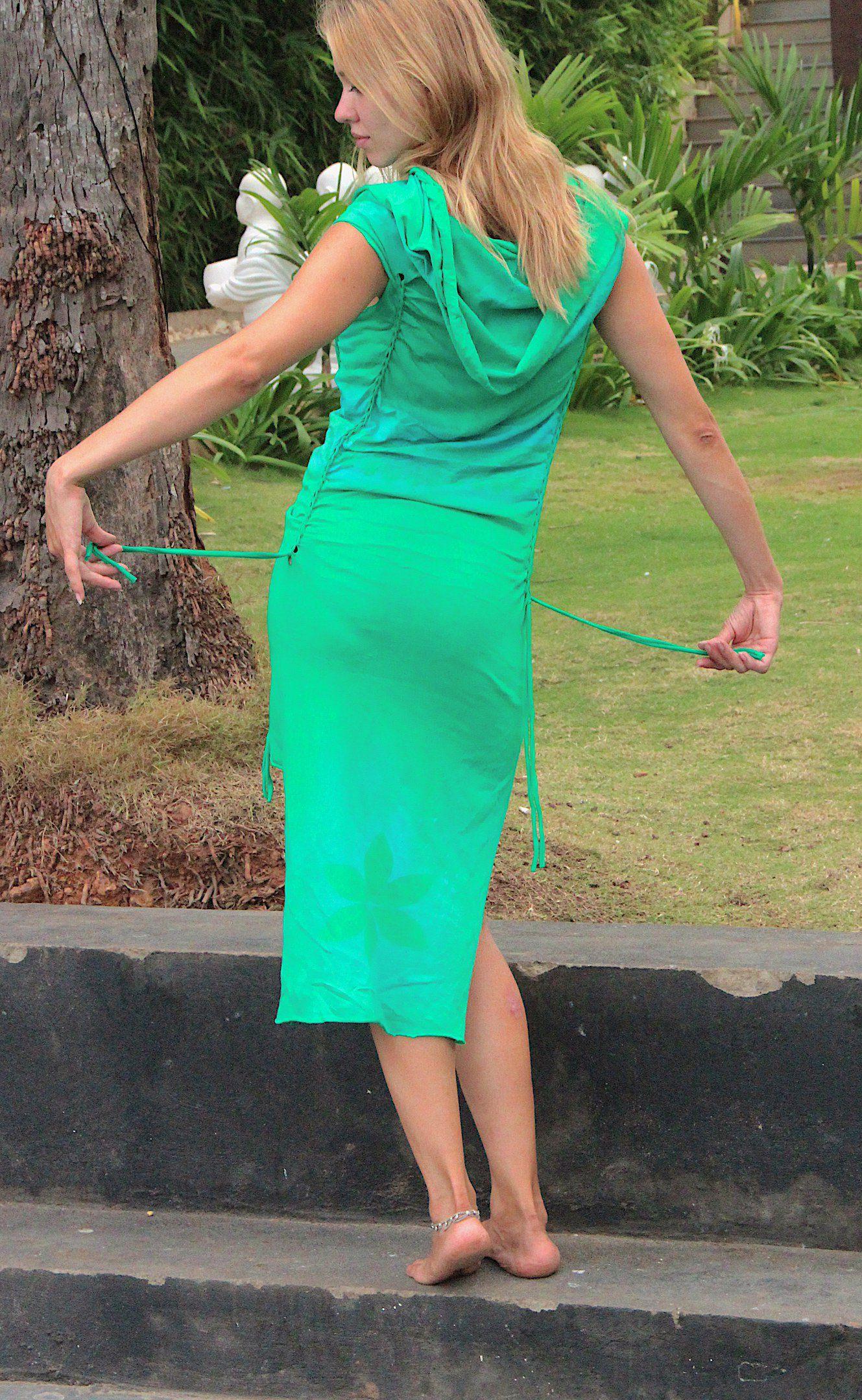 бохо легкоеплатье дляпрогулок экоткани купить москва летнееплатье красивоеплатье зеленое лето туника платье сарафан принт