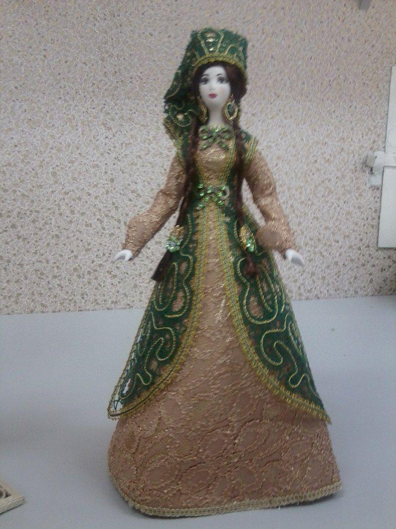 работы ручной куклы