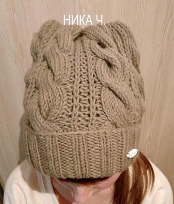 хендмейд авторская шапка заказ вязание ручнаяработа