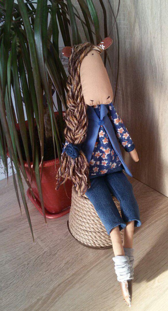 игрушка дети ребенок текстиль тильда подарок