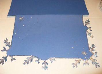 Рождественские открытки своими руками 10
