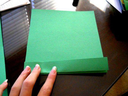 Новогодние открытки своими руками 13