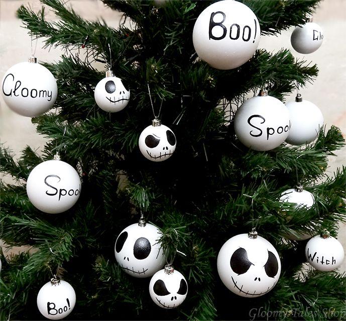 ручнаяработа декор новыйгод хэллоуин кошмарперед праздник продажа хеллоуин рождеством джек подарки ёлочныеигрушки
