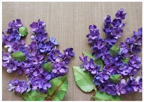 Цветы из бумаги своими руками 13