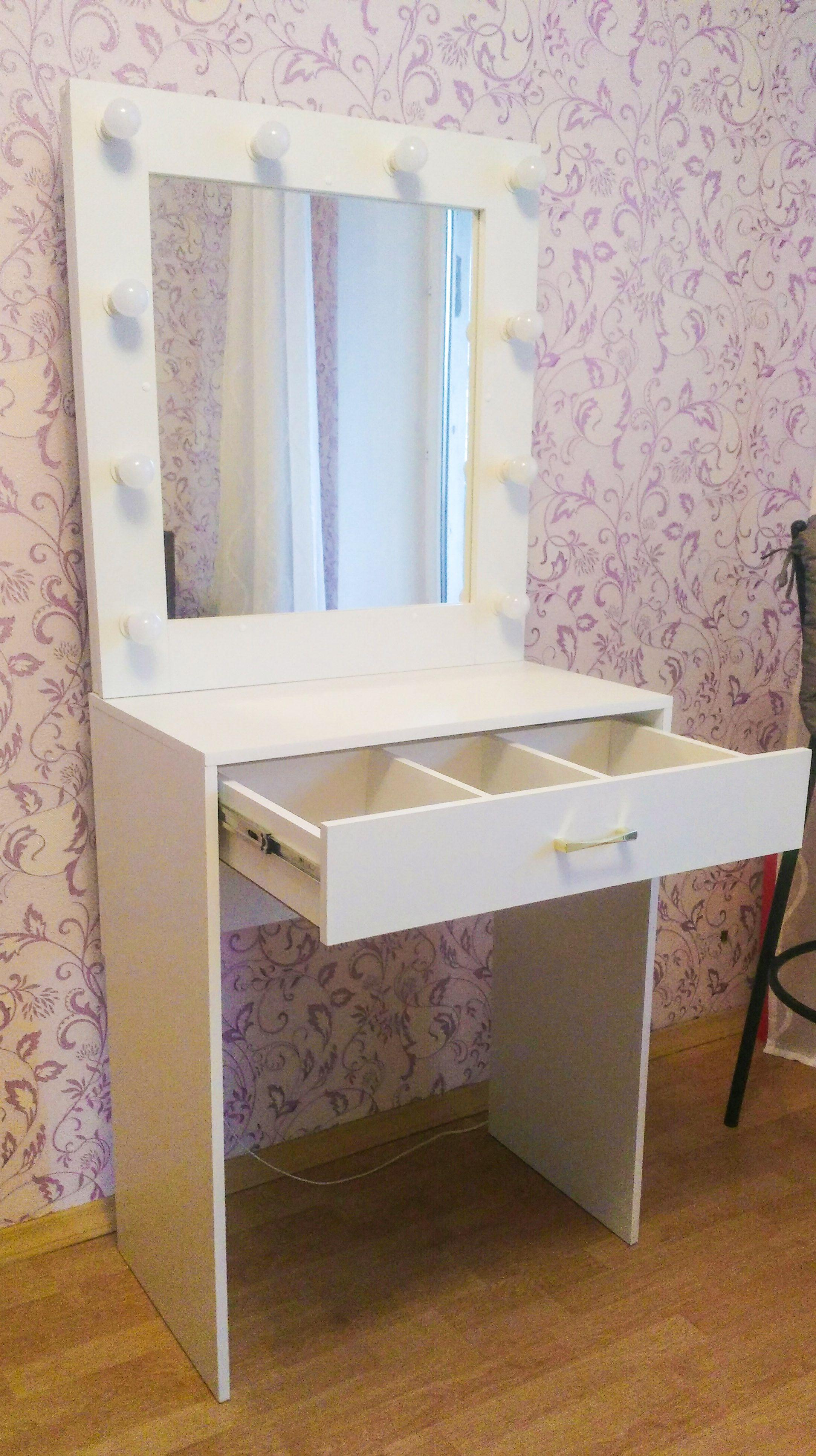 гримерныйстол туалетныйстолик косметическийстолик гримерныйстолик стол