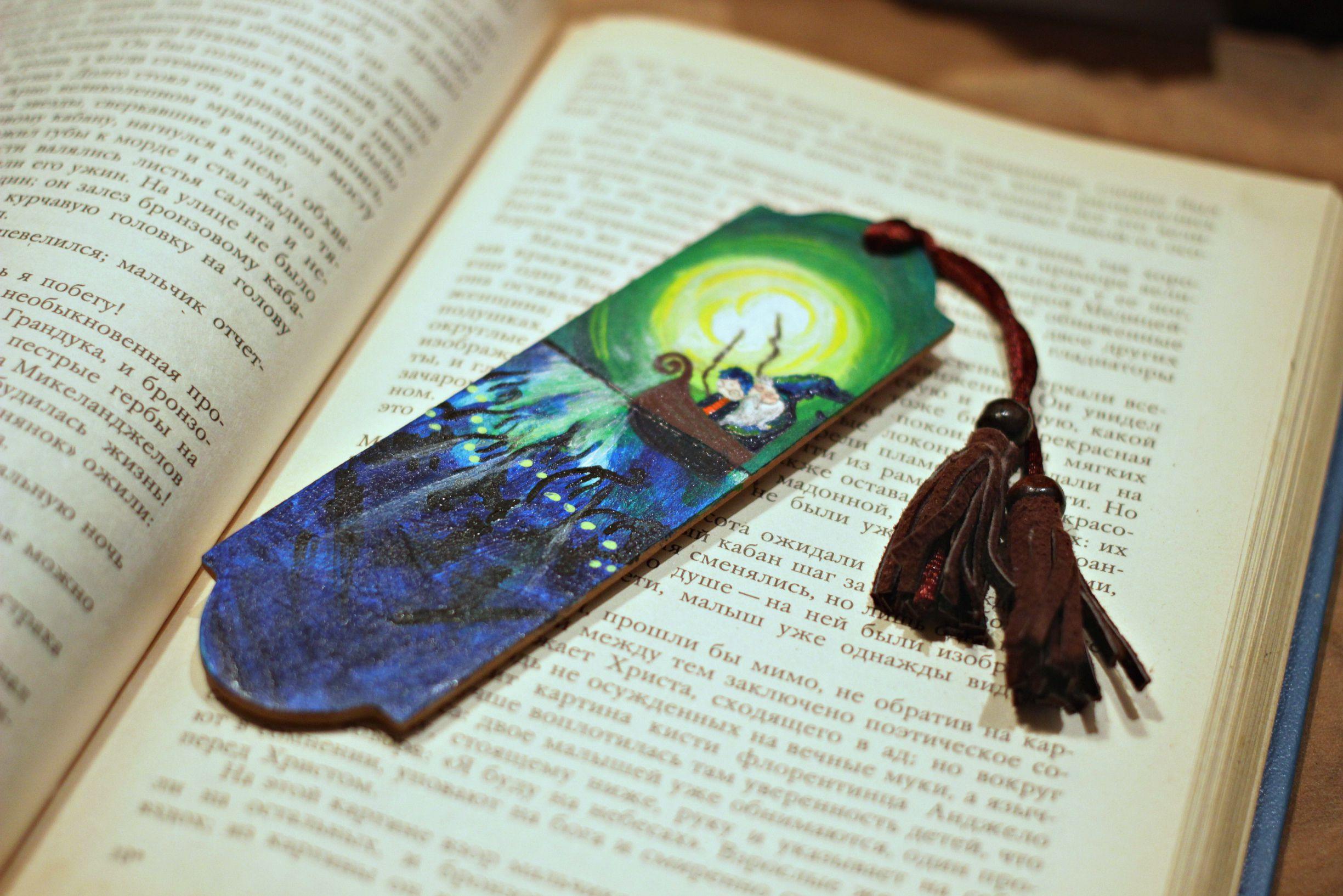 роспись ручная девочки маме все мальчика книги для книголюбу работа учителю выжигание деревянная другу случаи девушке закладка подарок