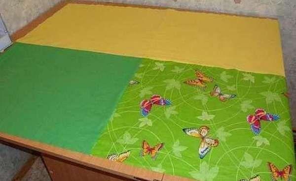 Развивающий коврик своими руками 6