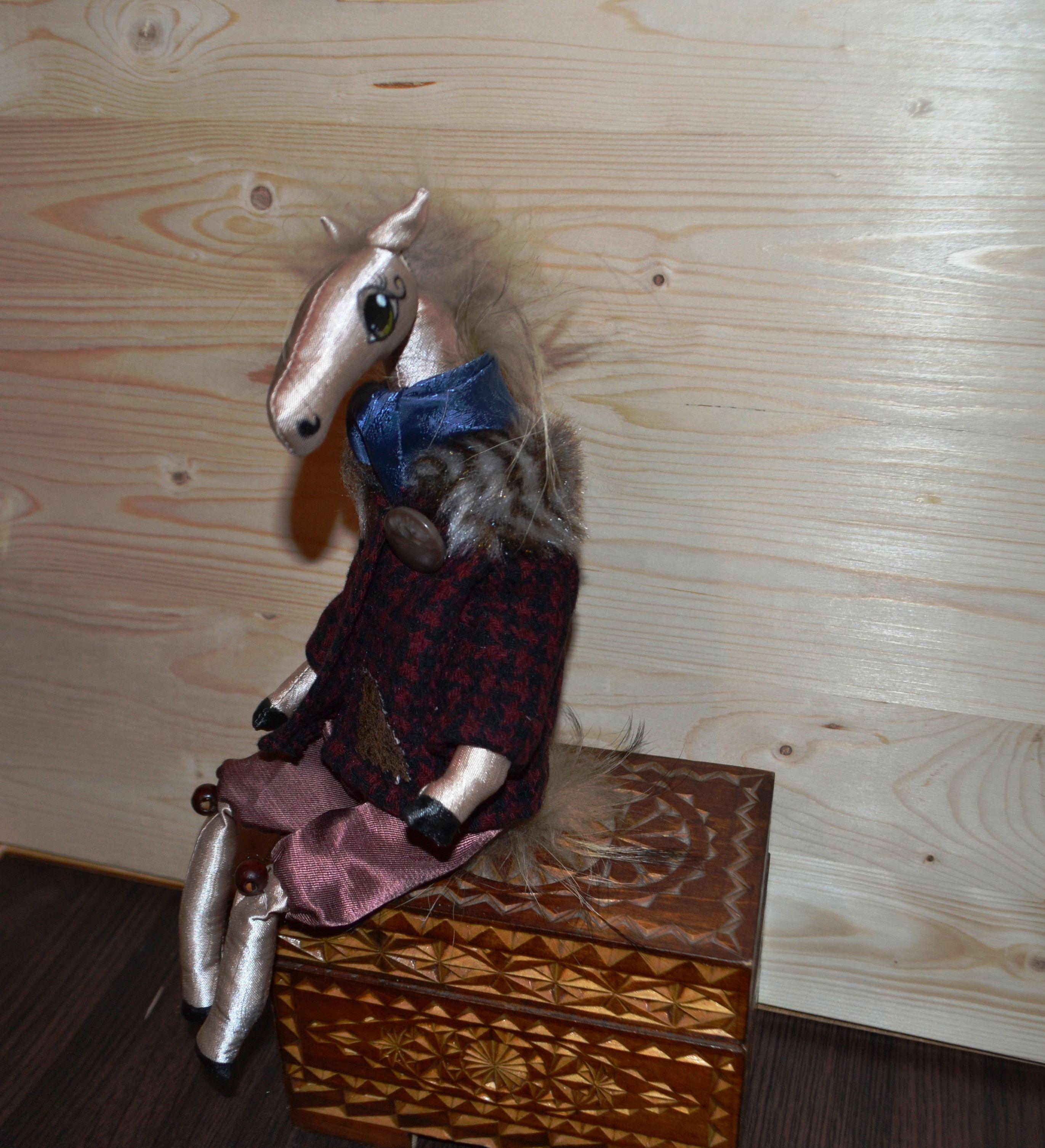 интерьерная авторская игрушка кукла работа текстильная