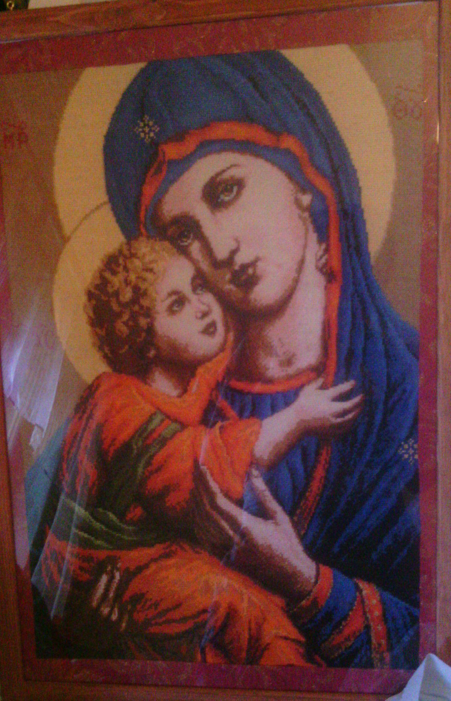 богородицакрестиком