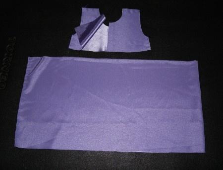 Платье для девочки своими руками 4