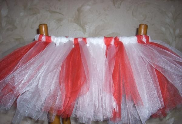 Сшить юбку из сетки
