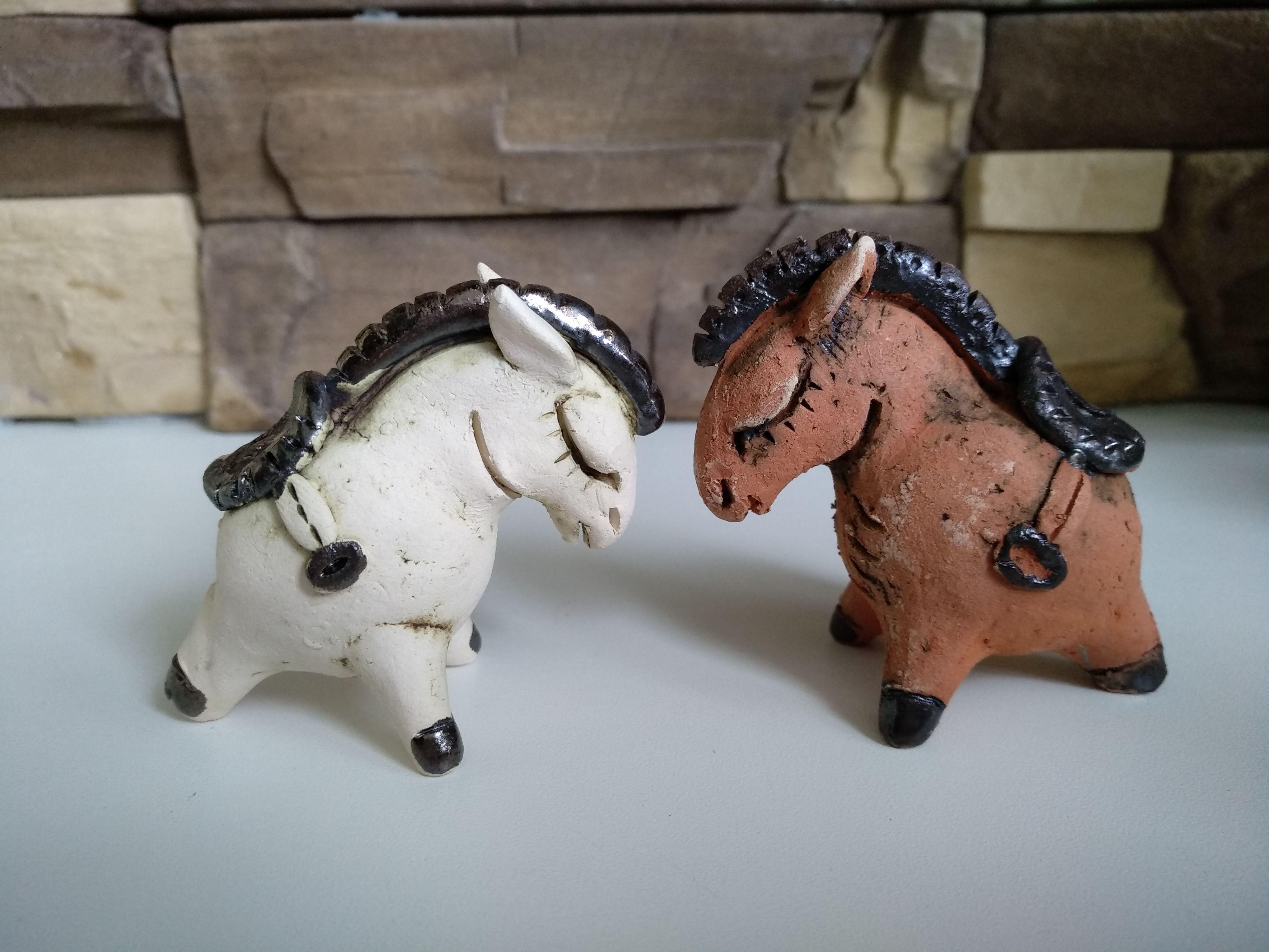 свистулька пони лошадка ослик сувенир подарок