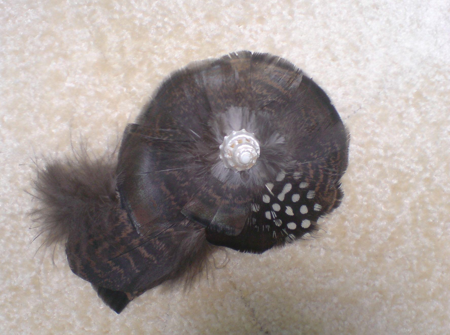 ручнаяработа перья подарок брошь аксессуары украшения бижутерия